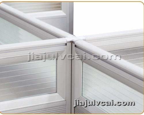 家具铝材提供生产北京办公隔断铝材厂家厂家